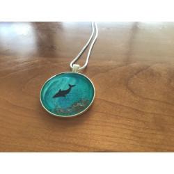 Coastal  Necklace/keychain